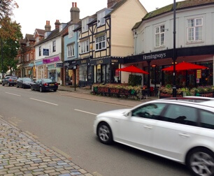 Hemingways High Street