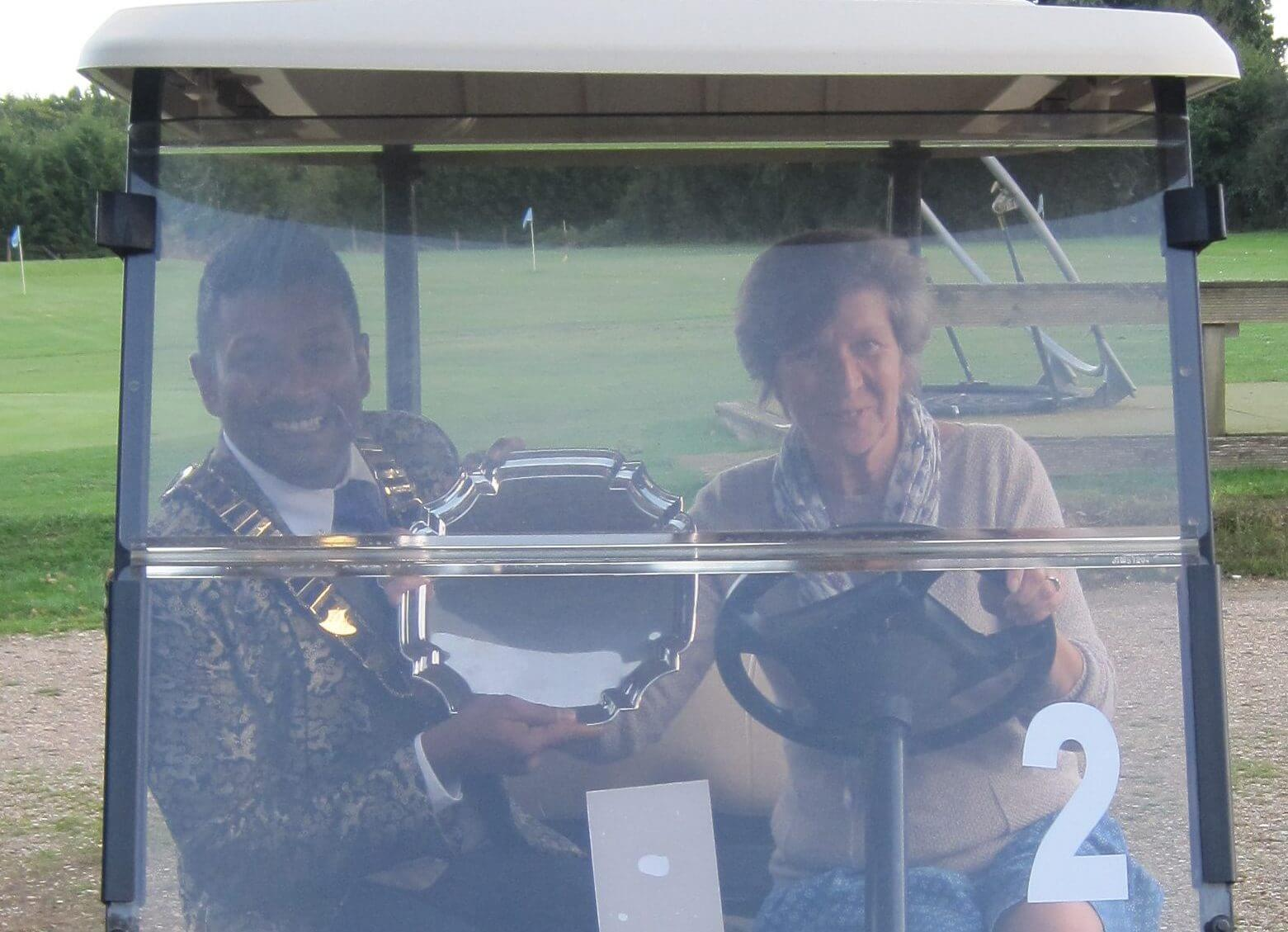 Fundraising golf day success for Haslemere Museum