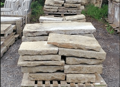 Police report rise in thefts of paving stones