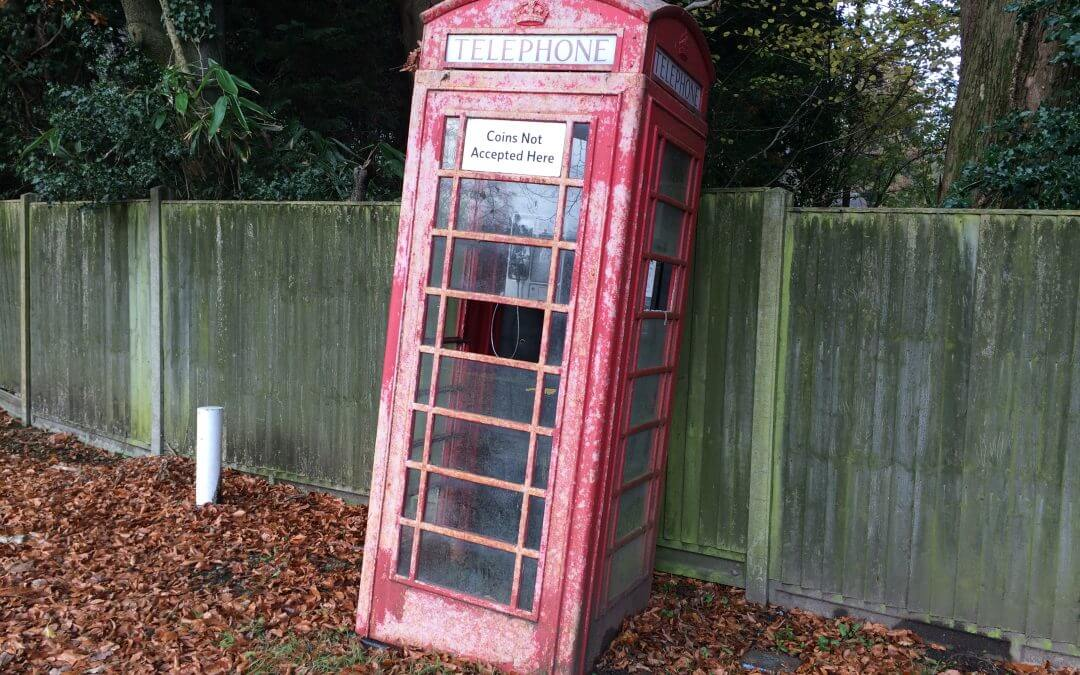 End of the line for uneconomic payphones?