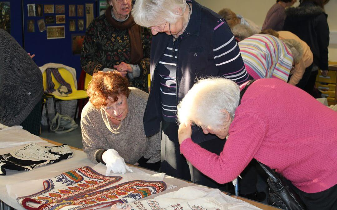 Tea and Talk at Museum features new collection