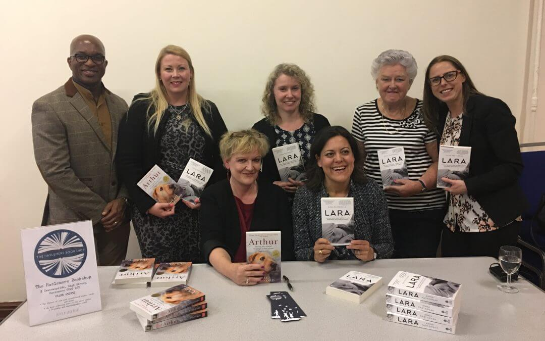Star speakers at first Haslemere Travel Literary Evening