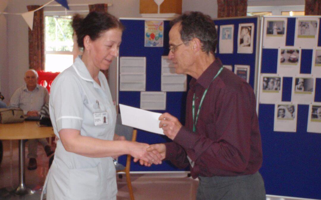 Hospital celebrates International Nurses' Day