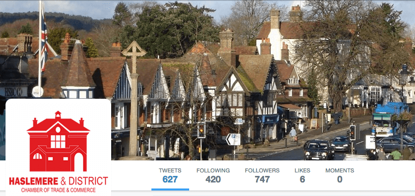 #Haslemere initiative makes the town 'social'