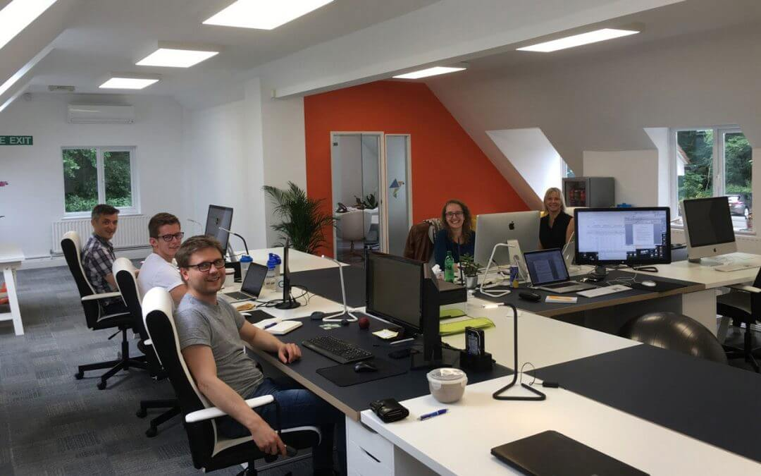Innovation Visual expands into new premises – again!