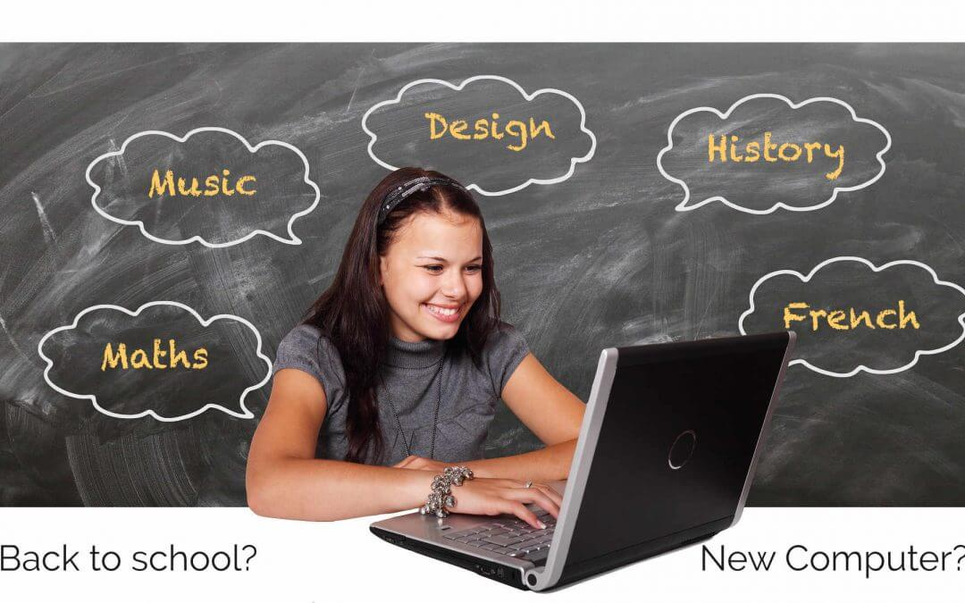 Back to school? Tips for choosing the right computer