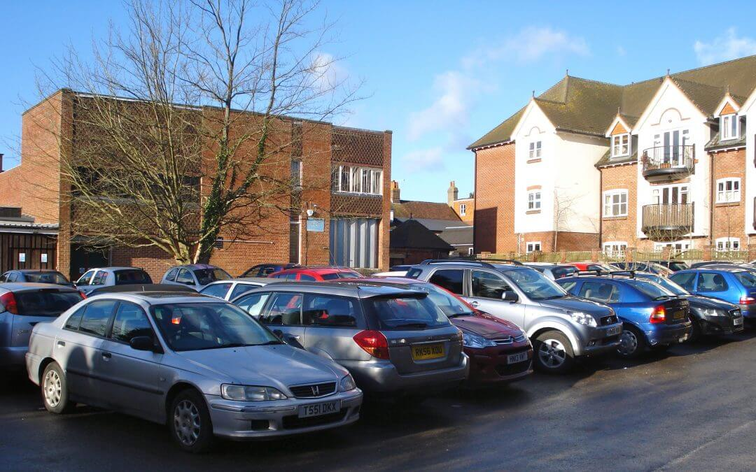Pay and display plan dashes car park hopes