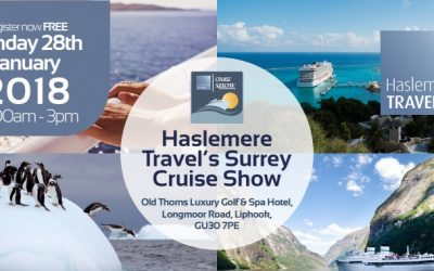 Haslemere Travel launches Surrey Cruise Show