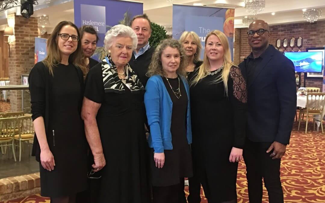 Haslemere Travel's cruise show success