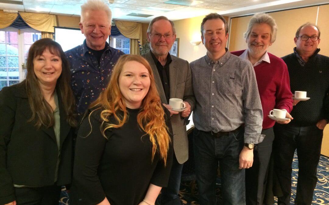 Breakfast Club feasts on Chamber's digital toolkit