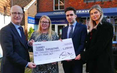 Haslemere Travel banks on NatWest's support