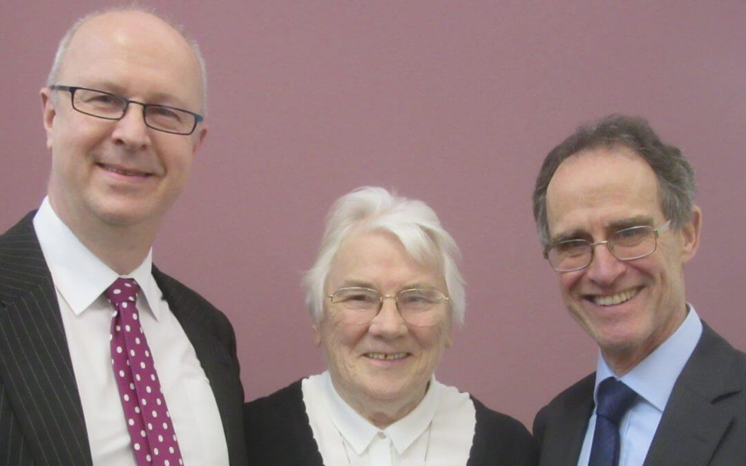 Centenary celebrations conclude at Holy Cross