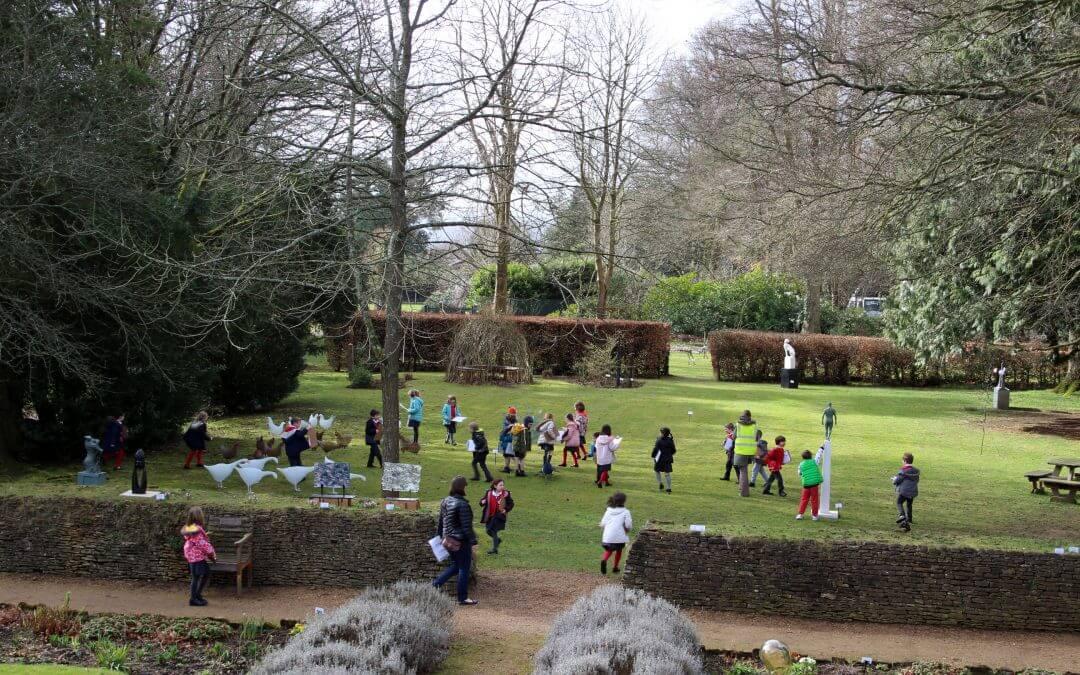 Sculpture Trail will amaze local schoolchildren