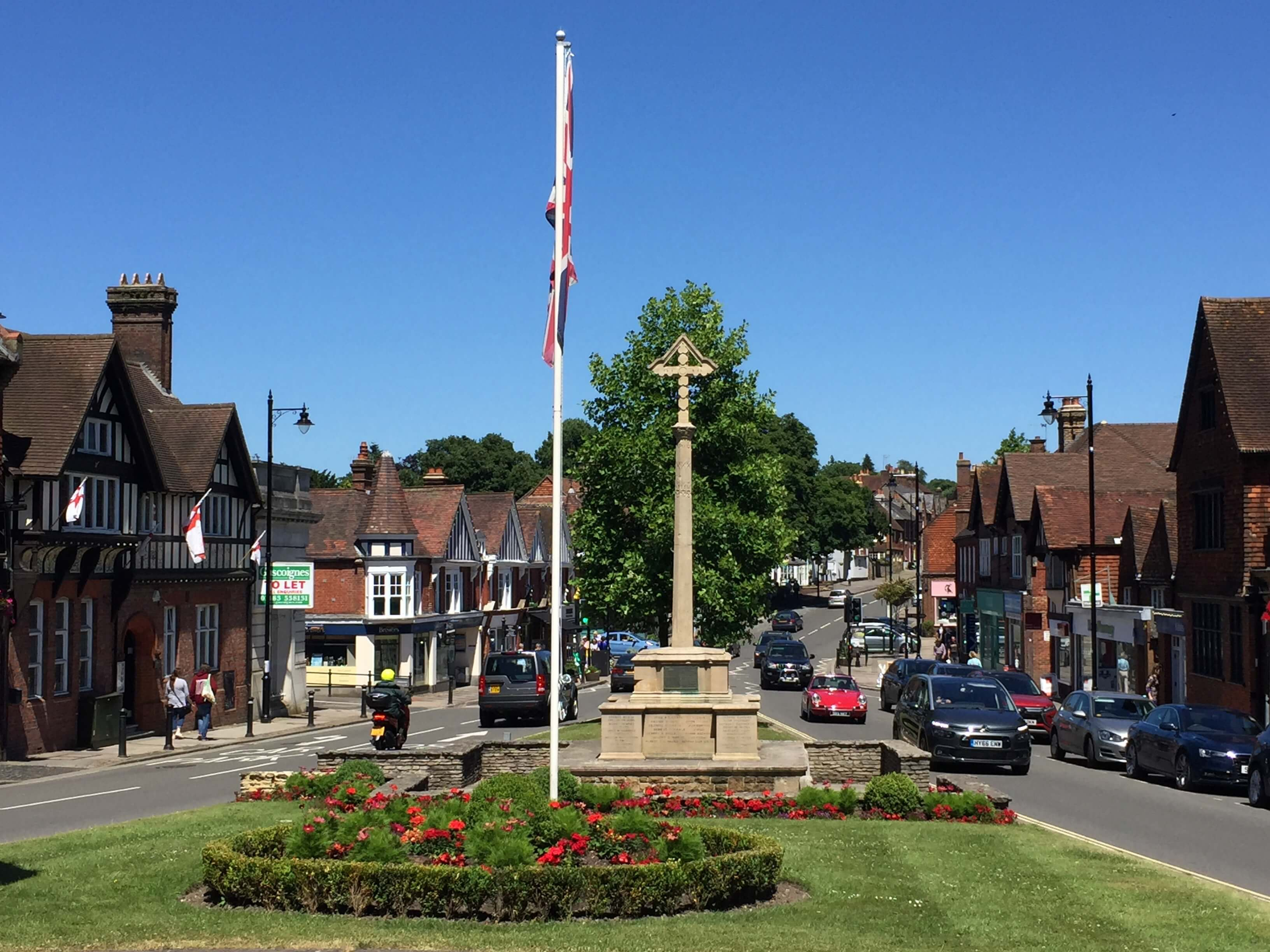 haslemere high street