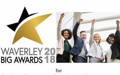 Enter the BIG Awards for Employee Engagement
