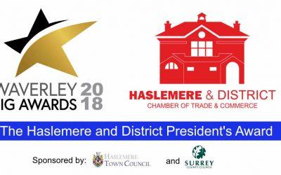 Waverley BIG Awards – the President's Award