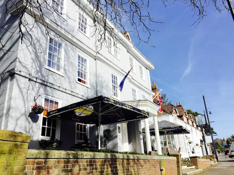 The Georgian Hotel, Haslemere