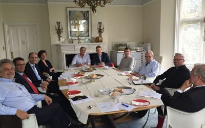 Bank of England meets Haslemere Chamber