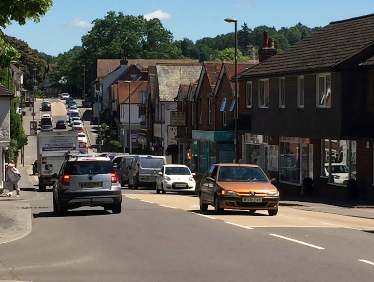 Wey Hill Haslemere