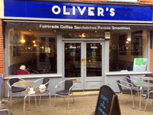 Olivers Coffee Shop and Wine Bar
