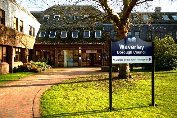 Waverley Council Offices