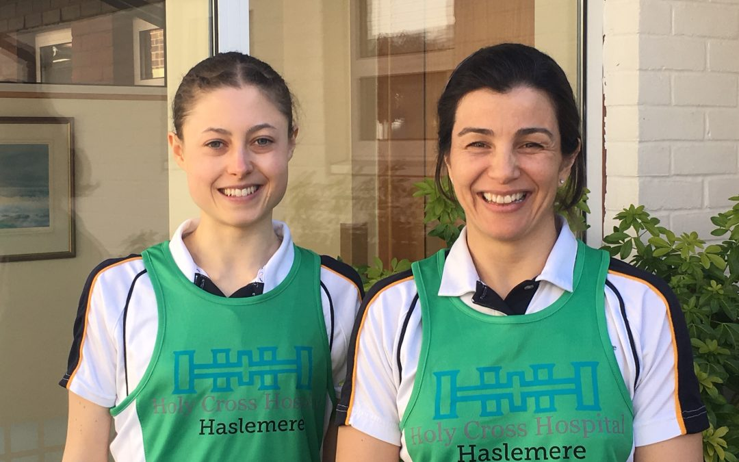 Half Marathon boosts Holy Cross Hospital's fundraising target