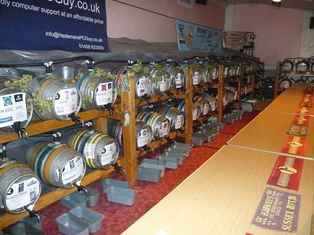 Haslemere Beer Festival returns