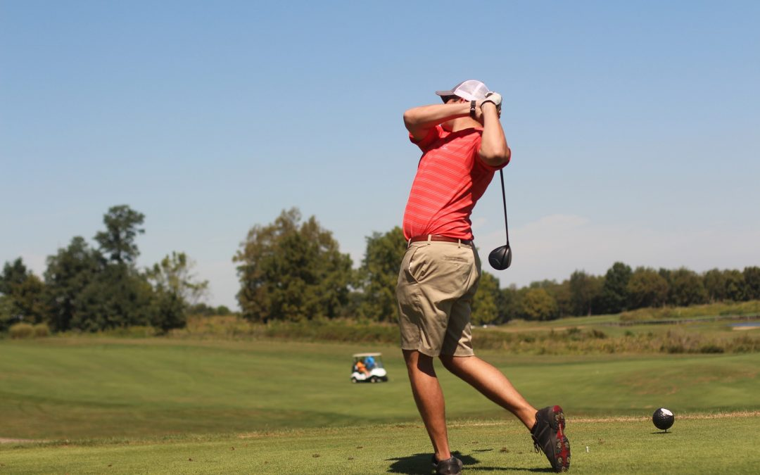 Help at hand to get golfers back in the swing after a joint replacement