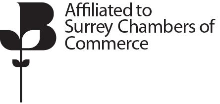 Image of the Surrey Chambers of Commerce Logo