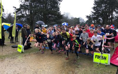 Hundreds turn out for Boxing Day run fundraiser