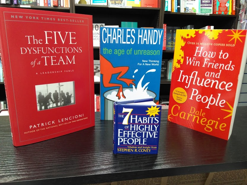 Save Money on Management and Business Books