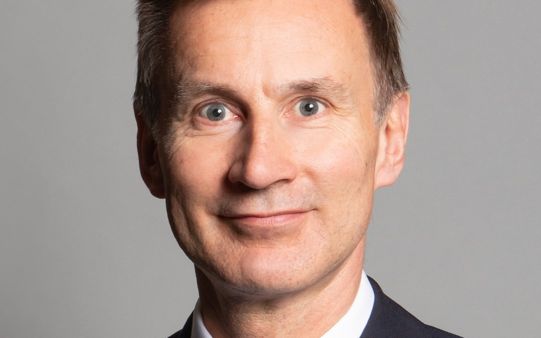 Virtual 'business surgery' with Jeremy Hunt MP