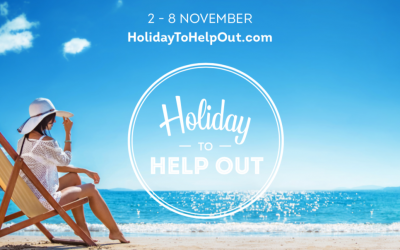 Holiday To Help Out – at Haslemere Travel