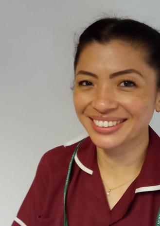 Holy Cross Hospital celebrates its international nurses