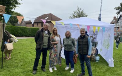 Chamber's first monthly vintage, craft and artisan market gets off to flying start