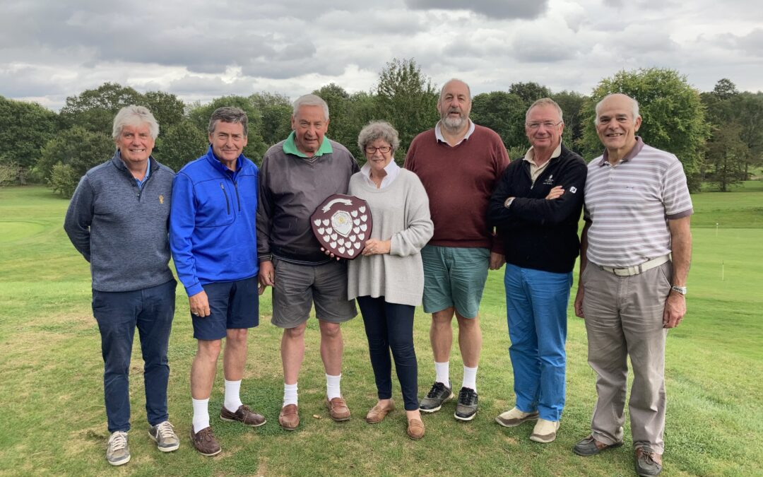 Fundraising Golf Day returns with a swing.