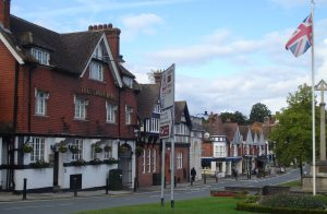 Haslemere Town Centre